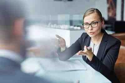 Comment parler de l'entreprise en entretien ?