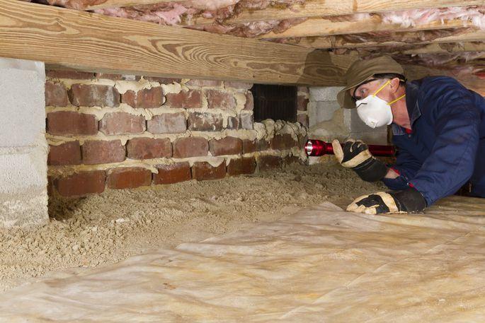 Isolation d'un vide sanitaire: 5 bonnes raisons d'opter pour la mousse Icynene